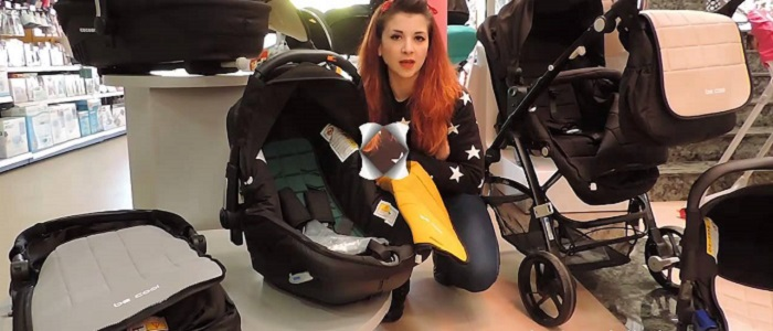 Carros de bebé Be Cool